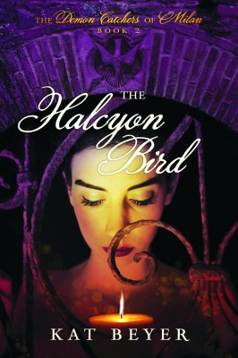 The Demon Catchers of Milan #2 – The Halcyon Bird
